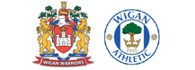 Wigan Warriors & Wigan Athletic